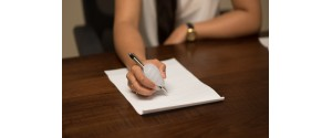 Write letters and notes with no trouble!